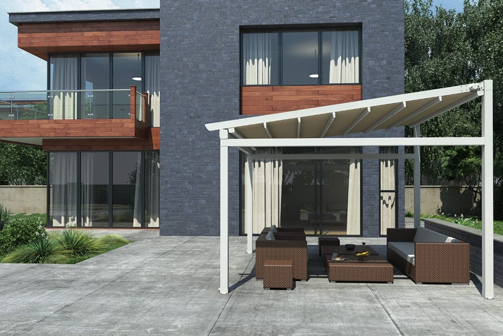 pergola retractabila