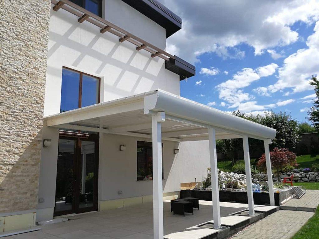 acoperiș terasă